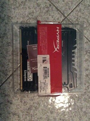 RAM DDR3 HyperX Beast Kingston 2x4GB