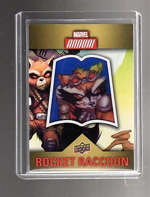 2016 Upper Deck  Marvel Annual  Character CP-7 Patch card