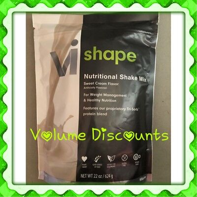 Body By Vi Best Tasting Shake Mix 22 oz bag with 24 Meals  Exp 2019