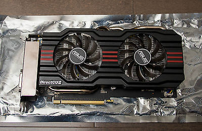 ASUS NVIDIA GeForce GTX 660 (GTX660-DC2O-2GD5) 2GB GDDR5 SDRAM PCI Express...