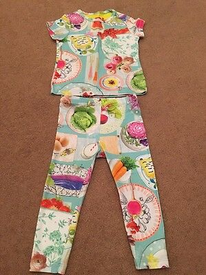 Oilily Top And Legging Sets