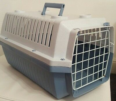 Small Pet Carrier (Cat/ Rabbit/ Small Dog) - Excellent Condition