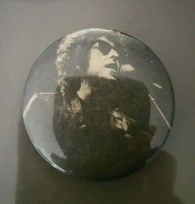 1970's Bob Dylan Badge