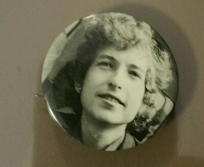 Original 1960's Bob Dylan Badge