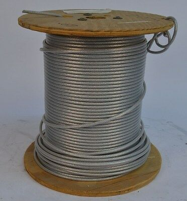 General Instruments RG59 Coaxial Visual Cable 20 AWG Coax Approx. 600' RG-59