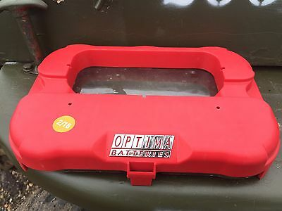 Optima Battery Hold Down