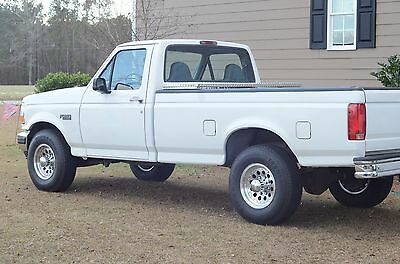 1996 Ford F-250 xl 46K ORIGINAL miles ONE OWNER