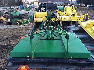 """48"""" brush hog with 2000 rpm pto speed and cat 0 3pt"""