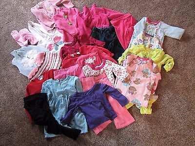 Large Lot of Toddler Girl Clothing.....Size 3T   (23 Pieces)