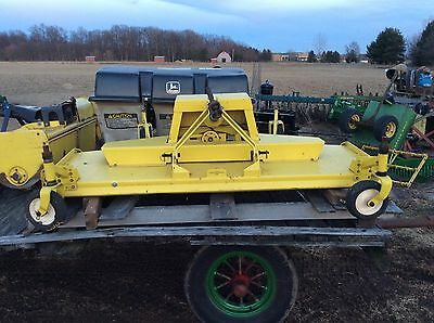 """Rear 72"""" finish mower with 2000 rpm pto speed and cat 0 3pt"""