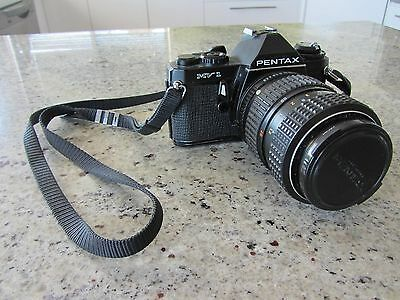 Pentax Mv 1 Slr 35Mm  Film Lens  40-80 Mm