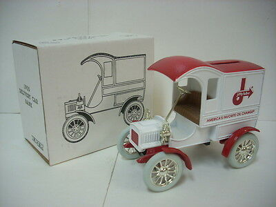 1905 Ford Delivery Van #1 JIFFY LUBE Made in 1992 1/24th Only 504 Made Nice
