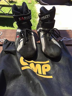 OMP Kartech Shoes Size 46