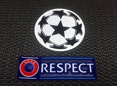Set of Respect patch Football Soccer arm badge league iron on Team sport