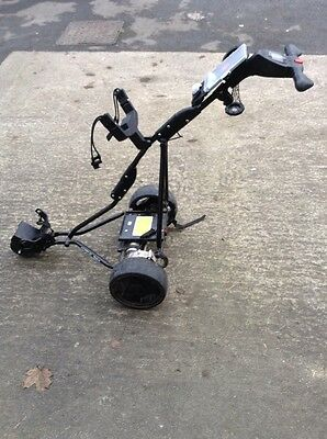 Ecaddy Electric Golf Trolley