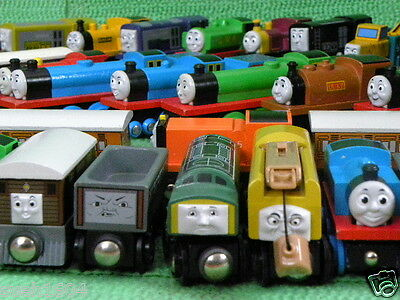 CLEARANCE GENUINE BRIO WOODEN THOMAS CHARACTERS TRAINS for engine BRIO railway