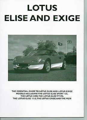 LOTUS ELISE AND EXIGE. ROAD TEST REPRINTS. CP PRESS Inc ROVER K SERIES ENGINE