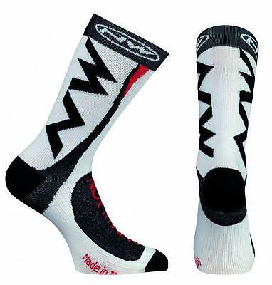 NORTHWAVE Calcetines ciclismo hombre EXTREME TECH blanco