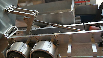 1/14 1/16 Scale Tipper Mechanism 950 D Motor to fit the tamiya type chassy
