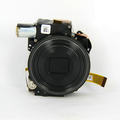Black Zoom Lens Unit Assembly Part for SAMSUNG PL80 Camera Repair Replacement