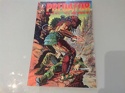 Predator Big Game #3 Dark Horse Comics May 1991 Graphic Novel