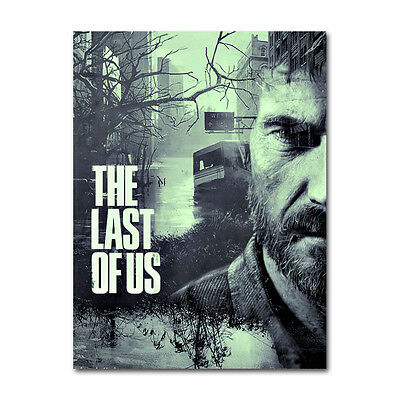 The Last of Us Hot Game Silk Poster 13x18 24x32 inch Ellie 019