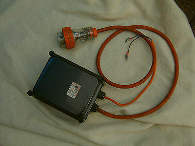 Star Delta Transformer 415 VOLTS to 12 VOLTS  AC  -  Weatherproof enclosure