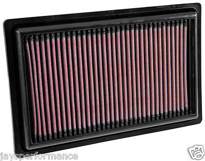 Kn Air Filter (33-3034) Replacement High Flow Filtration
