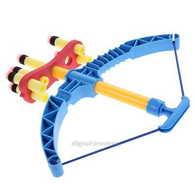 Boy Super Bow and arrow Set with 6 Suction Cup Arrows Bullet Kids/Children Toy