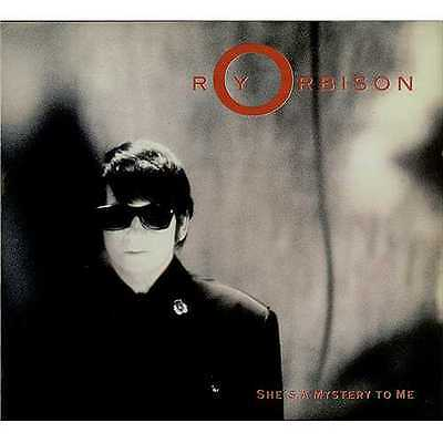 "Roy Orbison 12"" vinyl single record (Maxi) She's A Mystery To Me UK VST1173"