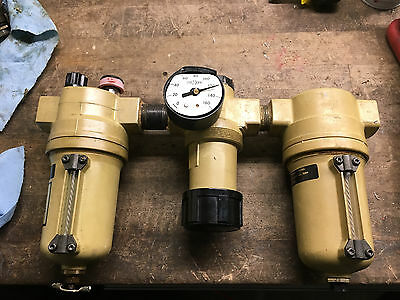 "Norgren 3/4"" Air Filter/Regulator/Lubricator"
