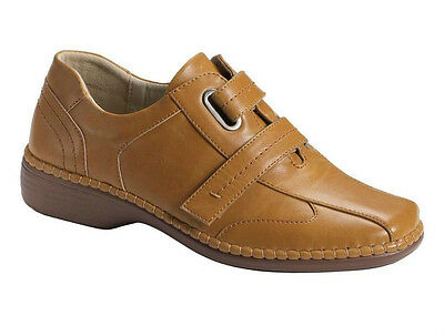 Joblot 10 Pairs New Lades Light Tan Small Wedge Shoes. Sizes 6 & 6.5