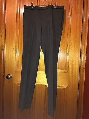Country Road Mens Grey Suit Pants (Size 36)