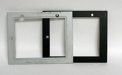 Used De Vere 504 5x4 Carrier Insert Silver