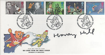 Harry Hill - Signed -  1996 Tv First Day Envelope
