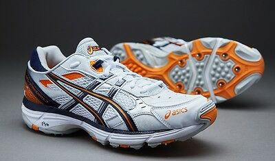 Asics Gel-Strike Rate 3 Cricket Shoes BNIB UK 9 RRP £100 FREE Delivery!