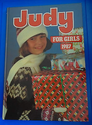 Judy For Girls Annual, 1987