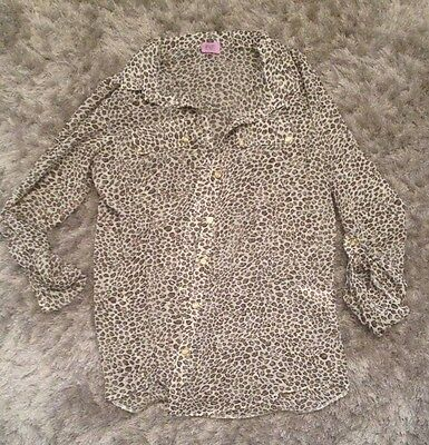 age 12-13 years blouse/shirt