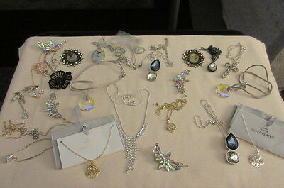Collection Of Beautiful Jewelery 25 Pieces