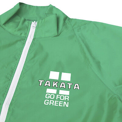 *official* Takata Lightweight Jacket - Green - Small * New Release - Uk Stock *