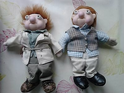 Podge and Rodge Talking Dolls