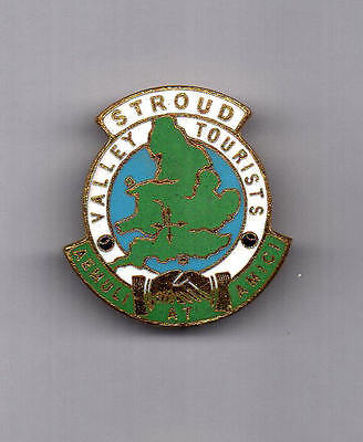 Bowls Badge   Stroud Valley Tourist Bowling Club