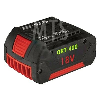 NEW ORT-400 replacement Battery for Orgapack 18V strapping tool fromm 2187.004