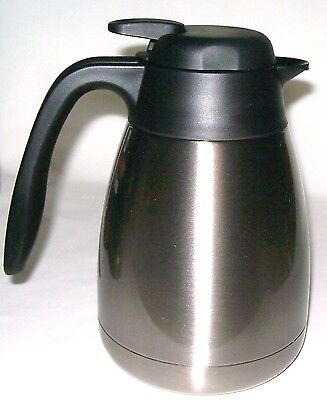 THERMOS 34oz Stainless Steel Vacuum Insulated Coffee Serving Carafe Pitcher