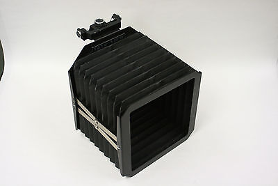 "Toyo-View bellows lens shade for a 4x5"" Omega View camera"