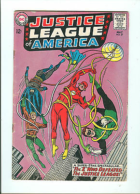 Justice League of America #27 Silver Age DC