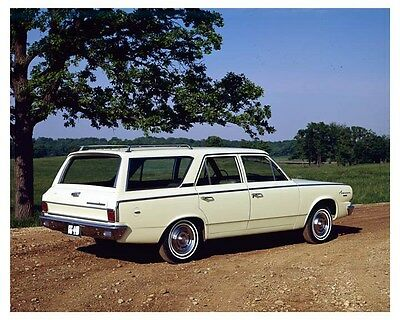 1966 AMC Rambler American 440 ORIGINAL Factory Transparency ouc2651