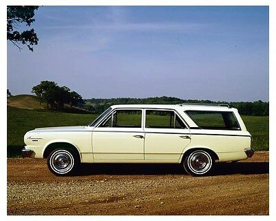 1966 AMC Rambler American 440 ORIGINAL Factory Transparency ouc2650