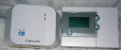 Salus RT500 RF Wireless 7 day Thermostat