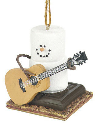 Midwest of Cannon Falls Original S'more Playing Guitar Orn. FS USA
